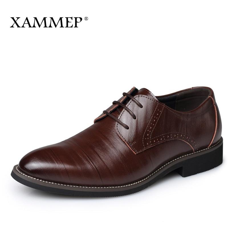 купить Men Casual Shoes Genuine Split Leather Brand Men Shoes Men Flats Men Sneakers Spring Autumn Dress Shoes Plus Big Size 47 Xammep по цене 2237.68 рублей