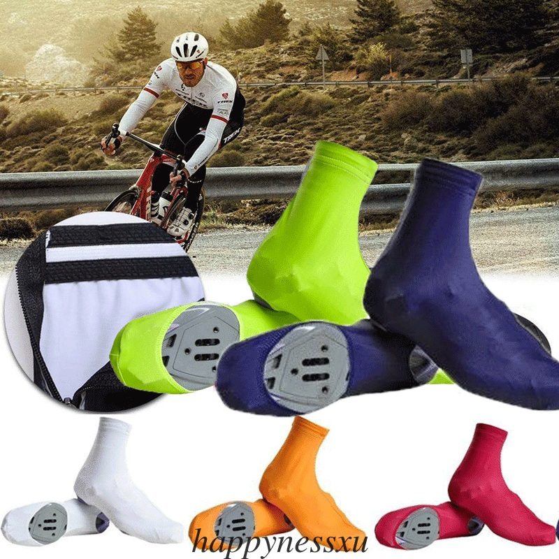 Cycling Shoe Covers Windproof Waterproof Bike Overshoes Bicycle Shoes Cover 2019