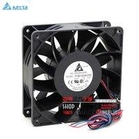 DELTA FFB1424VHG 14050 14CM 24V 1.37A fan case industrial cooling fan three line winds
