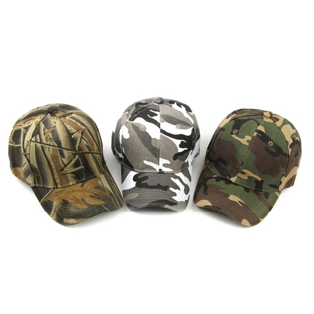 Outdoor Mountaineering  Camouflage Hat Travel ,Hunting, Fishing, Cycling Hat