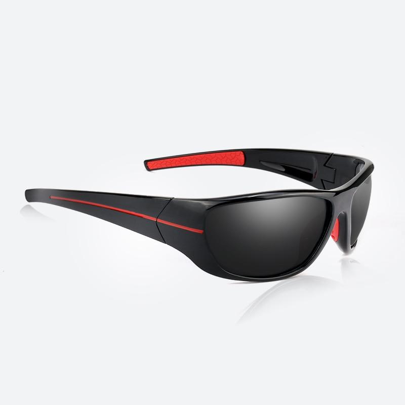 Hombres deportes Gafas De Sol polarizadas Gafas De pesca Ciclismo Gafas De Sol al aire libre UV400 Gafas De Sol Masculino Oculos Ciclismo