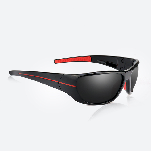 Homens Esportes Óculos Polarizados Óculos De Pesca Ciclismo Óculos Ao Ar  Livre Óculos de Sol UV400 ea8d68ae63