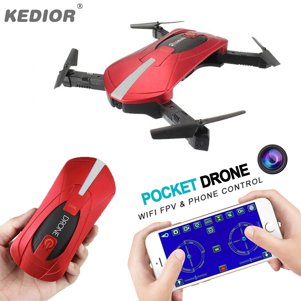 Multicopter Mini RC Quadcopter Drone with Camera HD Live Video Wifi FPV Quadrocopter 2.4G 6Axis Remote control Helicopter Toys