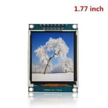 10 шт. 1.77 дюймов TFT ЖК-дисплей экран 128*160 1.77 tftspi модуль TFT цветной экран последовательный порт Модуль
