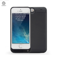 Color 4200mAh External Power Bank Charger Pack Backup Battery Case For Iphone 5c Support Iphone 5