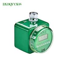DXBQYYXGS NOVINKA Zahradní zavlažovací časovač Kulový ventil Automatický elektronický časovač vody Domácí zahradní zavlažovací systém Časovač řízení