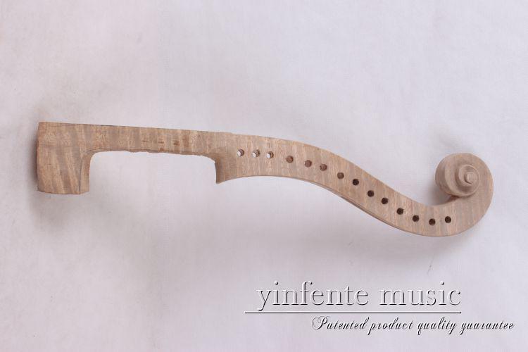 4/4  14  string   New violin  Neck Man Head Hand Carve High Quality 1-2 4 410 string new violin neck man head hand carve high quality 1 2