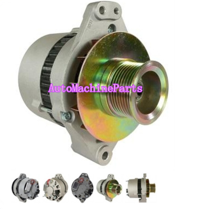 New Alternator RE506196 SE501823 RE501634 fit for John Deere Engine 270 280 12V 55A new water pump for john deere re500737 re505981 re505980 re546906