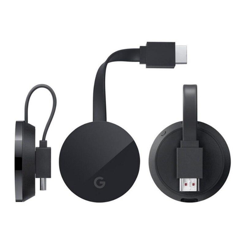 G5 vídeo HDMI WiFi pantalla HD pantalla de espejo profesional TV Stick Dongle inalámbrico para Google Chromecast 2 para Netflix YouTube