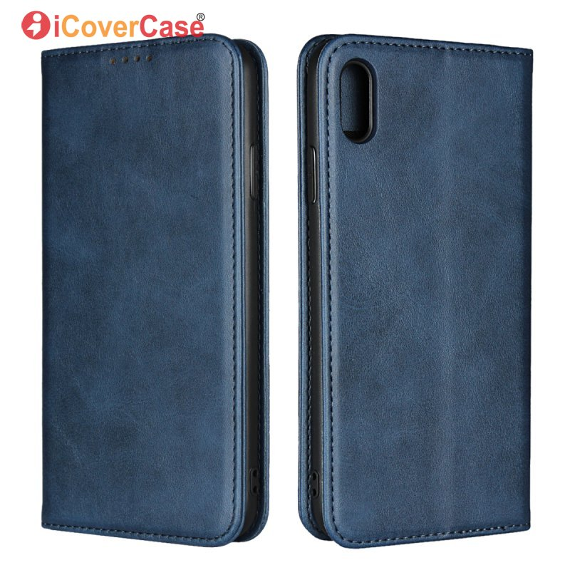 Magnetic Cases For iPhone XR XS X S Max Leather Cover Wallet Flip Soft Back Cover For Apple iPhone XS Mobile Phone Bag Accessory