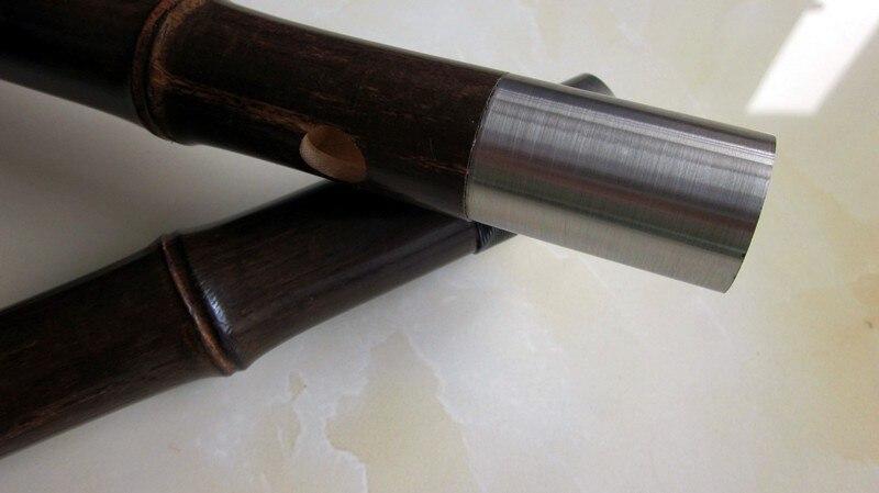 Китайская горькая бамбуковая флейта поперечное открытое отверстие flauta белая медная вилка профессиональная флейта dizi