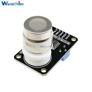 Image 2 - MG811 คาร์บอนไดออกไซด์CO2 Sensorโมดูลเครื่องตรวจจับสัญญาณอนาล็อก 0 2V