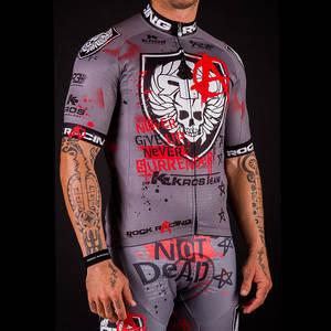 SPEED PEAK MTB Bike Clothing Sets Pro Team ROCK Racing Men Short Sleeve Cycling  Jersey a907f4440