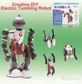 Divertido! DIY Tumbling Robot Kit Robot DIY Toy Kit Experimento y Guía Ciencia Ciencia, Juguetes Educativos juguetes de junta experimento