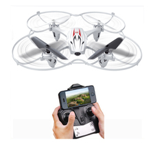 Dwi Dowellin 9917 WIFI RC Drone FPV WIFI Quadcopter with HD Camera 2.4G 6-Axis Real Time RC Helicopter Quadcopter Toys