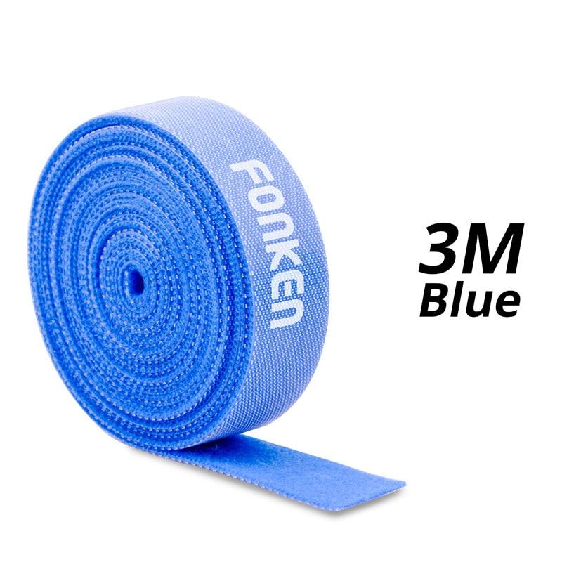 3m Blue Velcro