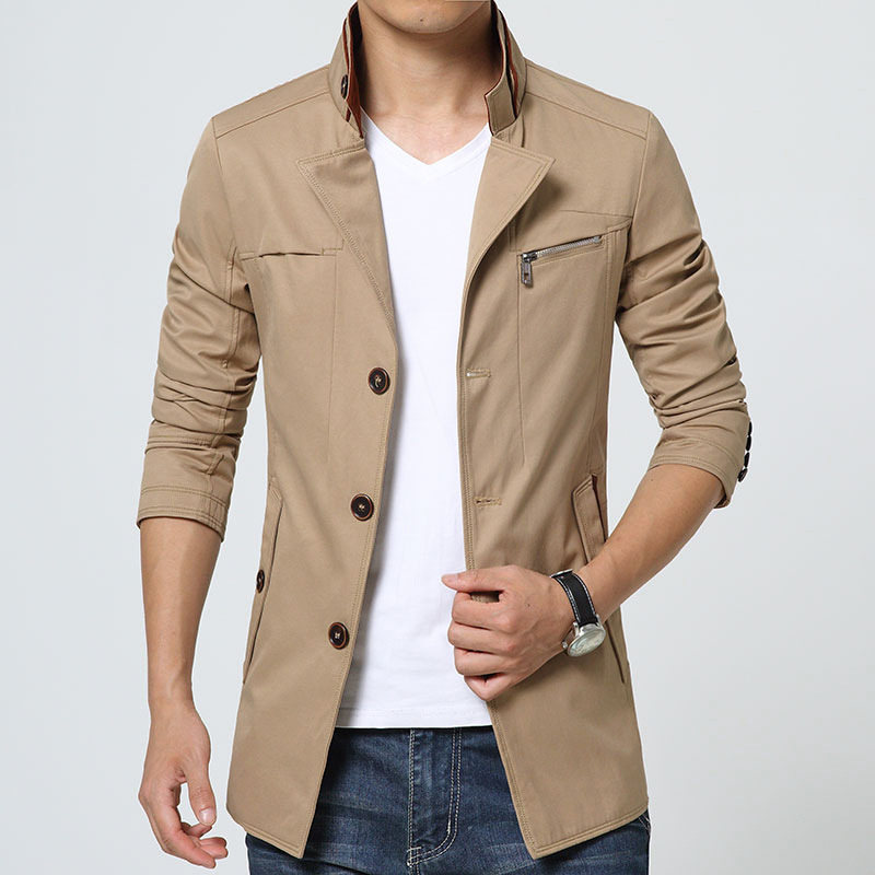 Online Buy Wholesale short trench jacket from China short trench