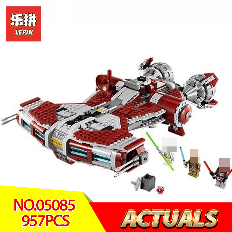 Lepin 05085 Star Wars LegoINGlys 75025 Jedi Defender Class Cruiser Stunning Educational toys Building Blocks Brick children Gift