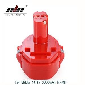 Image 1 - PA14 14,4 V NI MH 3000mAh Ersatz Batterie für Makita Batterie 14,4 V PA14 1420 1422 1433 1434 1435 1435F 192699 A