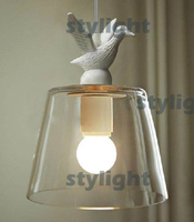 Duck pendant lamp LOFT Pendant Lamps American Country style lighting