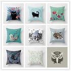 Pillow Covers Decorative Cushion Cover Home Decorative Pillow Cover for Living Room Sofa Car Almofada