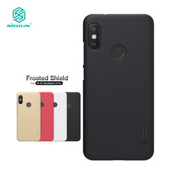 Xiaomi Mi A2 Lite Case 5.84'' Nillkin Frosted Shield PC Back Cover Case For Xiaomi Mi A2 Lite / Redmi 6 Pro