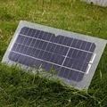 18 V 5.5 W Painel De Energia Solar Inteligente Car RV Boat Banco Carregador de Bateria com Cabo USB