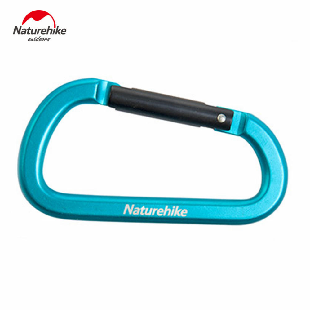 Aluminum, Hook, Carabiner, Snap, Mountaineering, Type
