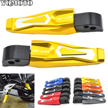 For YAMAHA MT-10 MT10 mt10 mt-10 Motorcycle Rearset Rear Foot pegs motorbike accessories