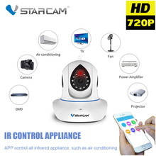 Vstarcam D38 Wifi Camera 720P Network IP Camera Wi-Fi Onvif P2P Motion Detection Wireless Camara Night Vision IR Control Home