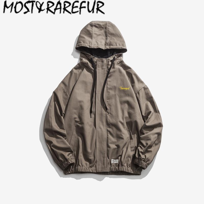 La mayoría y RAREFUR de moda de invierno Chamarras Para Hombre Streetwear  hombres chaquetas de moda fd224c843b0
