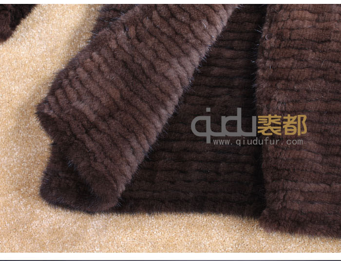 Aliexpress.com : Buy 2016 Special design Natural Knitted Mink Fur ...