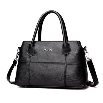 Female Handbags Women Messenger Bags Crossbody Bags For Women Doctor Bag Shoulder Leather Handbags Business Travel Summer  #400 doctor bag