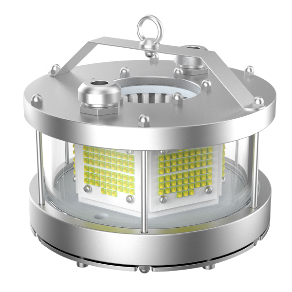 High Power 316 Stainless Steel Beautiful design Multi Voltage 1200W 1500W 2400W 2700W LED Boat Attract Underwater Fishing Light|LED Underwater Lights| |  - title=