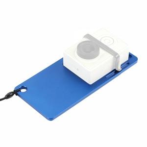 Image 4 - Алюминиевый ручной шарнирный адаптер BGNing, Монтажная пластина переключателя для экшн камеры GoPro Hero 7 6 5 4 3 3 + Yi 4k EKEN