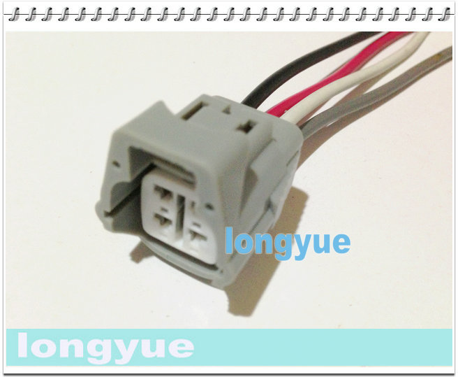 popular toyota wiring harness connectors buy cheap toyota wiring longyue 20pcs 4 way a c 4p connector pigtail wiring harness for toyota 2jz