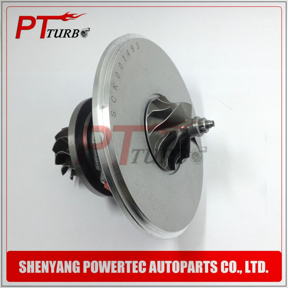 Powertec turbo chra GT1546S for Peugeot 206 307 406 2.0 HDi turbo cartridge 706977 / 706977-0003 turbo core assembly for sale peugeot 307 1 6 hdi