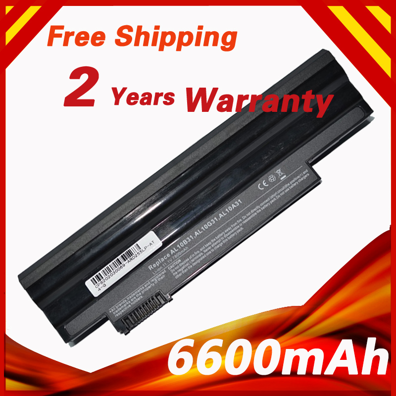 Laptop <font><b>Battery</b></font> AL10B31 AL10G31 For <font><b>Acer</b></font> <font><b>Aspire</b></font> <font><b>One</b></font> AOD255E AOD260 AO522 AOE100 D257 AOD270 D260 E100 522 <font><b>722</b></font> D260 D270 D255 image
