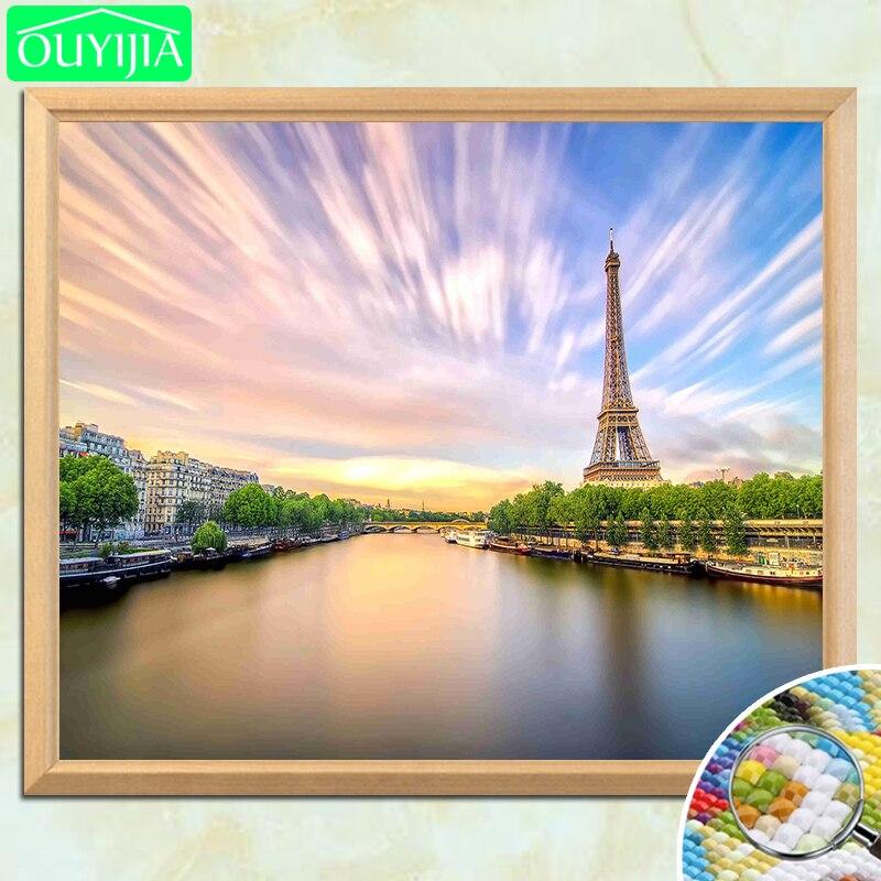world-famous-scenic-spots-eiffel-tower-by-the-font-b-senna-b-font-river-5d-diy-diamond-painting-square-diamond-embroidery-rhinestones-pic