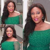 Latest Style Beaded Lace Fabric 2016 Fashion African Lace Fabric Tulle African French Lace Fabric High