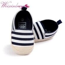 Zapatillas de bebé recién nacido niño niña cuna zapatos Prewalker zapatillas de suela blanda entrenadores 0-18 a cuadros lona poco profunda suave antideslizante zapatilla