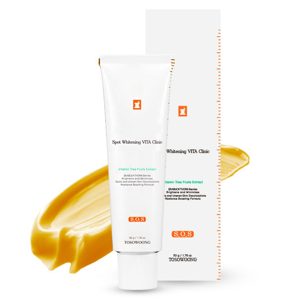 TOSOWOONG Spot Whitening VITA Clinic Vitamin Tree Fruits Extract Face Cream Vitamins C Minerals Acne Treatment Whitening CreamTOSOWOONG Spot Whitening VITA Clinic Vitamin Tree Fruits Extract Face Cream Vitamins C Minerals Acne Treatment Whitening Cream