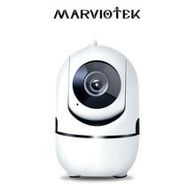 Главная безопасности 720 P Видеоняни и радионяни Wi-fi Беспроводной автоматическое слежение IP Камера Wi-fi видео видеонаблюдения Камера Wi-fi Ночное видение p2p