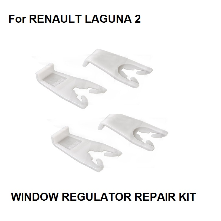 2007 Audi A3 REAR LEFT Window Regulator Sliding Clip