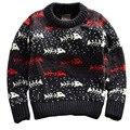 Envío Libre ropa Para Niños 2016 de Invierno Niño Bebé Niño y Niñas Suéter