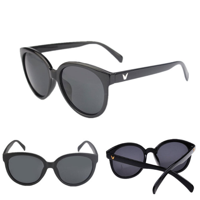 baa98449fdfc New Fashion V Logo Brand Sunglasses Women Designer Summer G15 Black Lens  Outdoor Sun Goggle Glasses Men Eyewear oculos de sol