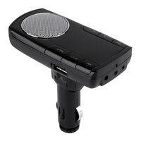 DC 9V 28V Bluetooth Speaker Hands Free MP3 Player Car Kit Wireless FM Transmitter Radio Adapter