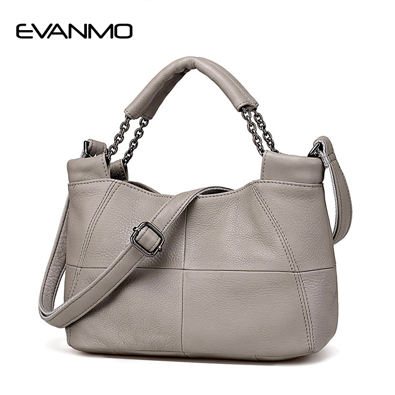 Лучшее Специальное предложение новые качественные женские сумки из натуральной кожи 2018 брендовая Сумка-тоут в клетку с верхней ручкой знам...