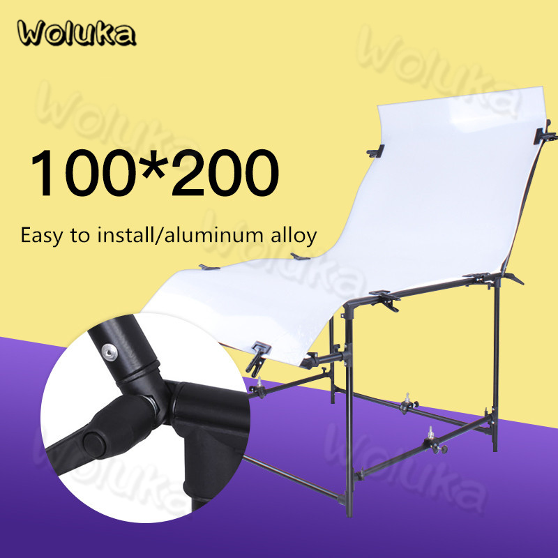Photo Studio Accessories Falconeyes 60x130cm Shooting Table Shooting Static Table Shooting Background Photography Props Shooting Accessories Cd50 T06