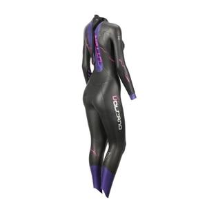 Image 5 - מוחלט געש נשים סגול 5MM SCS ארוך שרוול חליפת צלילה חליפת טריאתלון גלישה ימאמוטו Neoprene בגד ים
